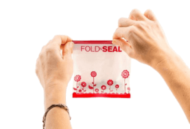 Flexible Packaging FoldNSeal