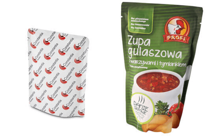 Flexible Packaging WetFood Pouch